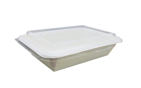 hộp giấy fest choice 1 ngăn nắp pet 650 ml