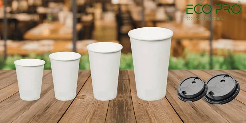 cốc giấy có nhiều mẫu mã kiểu dáng