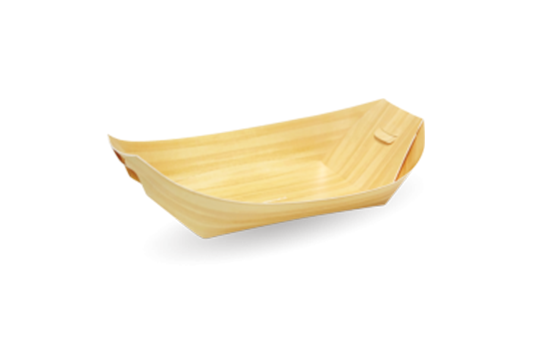 khay thuyền giấy fest choice 8 inches pt004