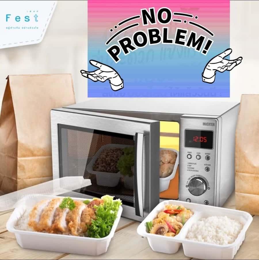 hộp giấy đựng thức ăn nóng