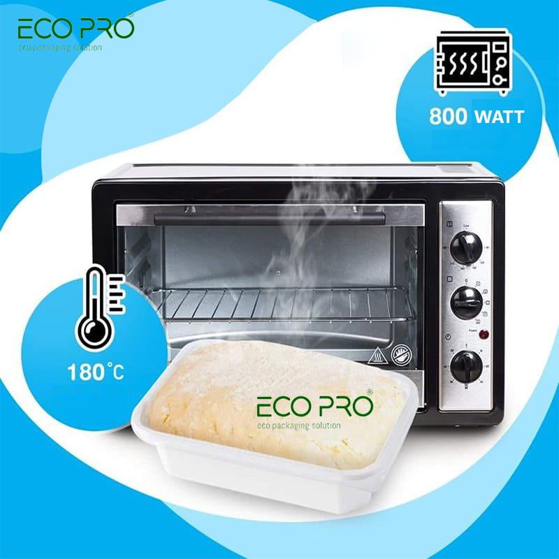 sản phẩm bao bì giấy fest có khả năng chịu nhiệt tốt