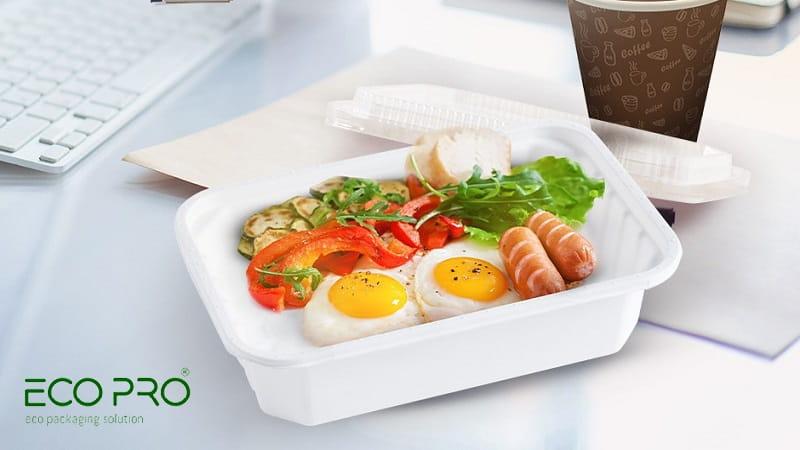 nên chọn hộp giấy hay hộp nhựa để đựng thực phẩm?