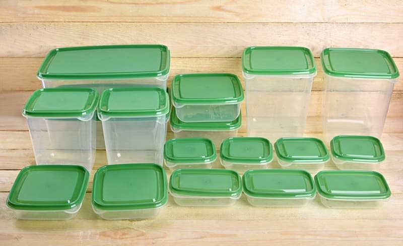khi nào nên sử dụng hộp nhựa đựng thức ăn