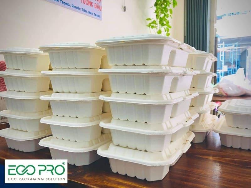 Các sản phẩm hộp giấy eco pro đồng hành chống dịch