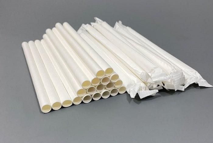 tiêu chuẩn ống hút giấy