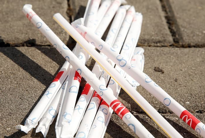 nguyên liệu sản xuất ống hút giấy