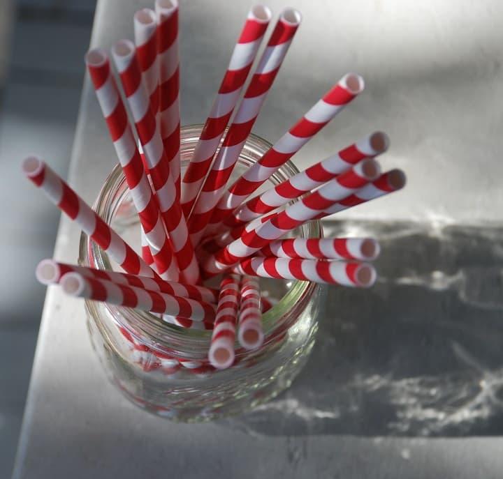 ống hút giấy giúp tăng nhận thức thương hiệu
