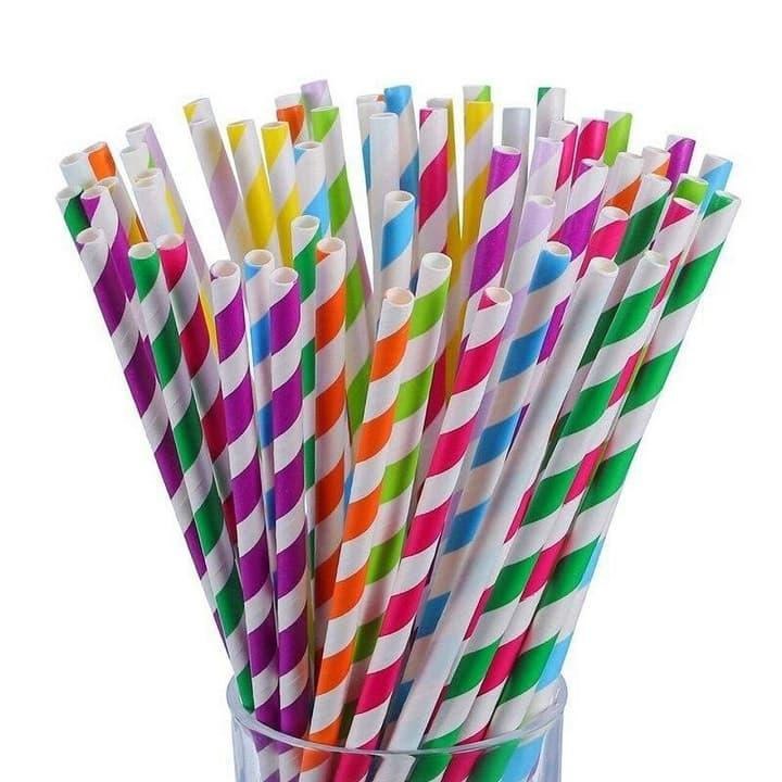 ống hút giấy giúp an toàn hơn cho khách hàng