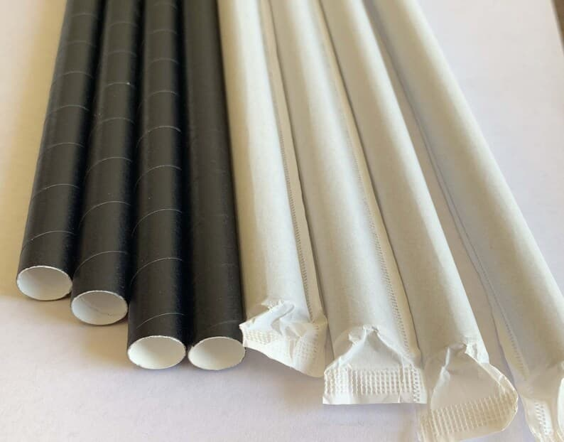 tại sao ống hút giấy được ưa chuộng