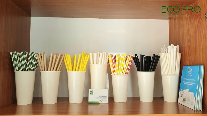 ống hút giấy eco pro